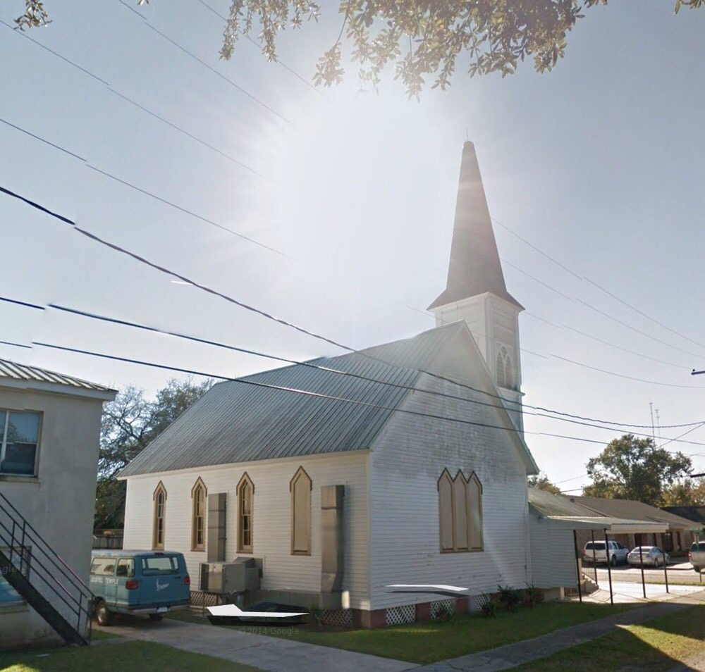 Twin City Gospel Temple: 215 Canton St, Berwick, LA