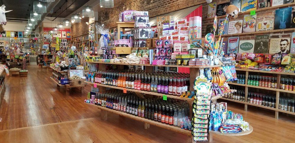 Rocket Fizz - Soda & Candy Shop: 1236 Broadway, Columbus, GA
