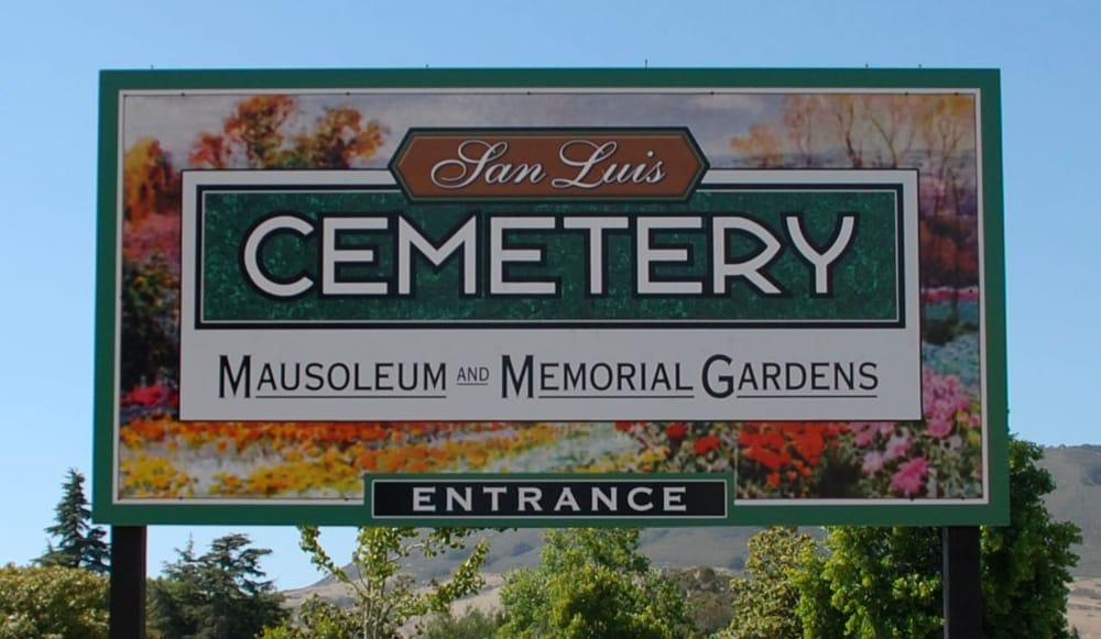 San Luis Cemetary: 2890 S Higuera St, San Luis Obispo, CA