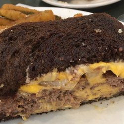 Photo Of Brookfield Family Restaurant Wi United States Patty Melt 3