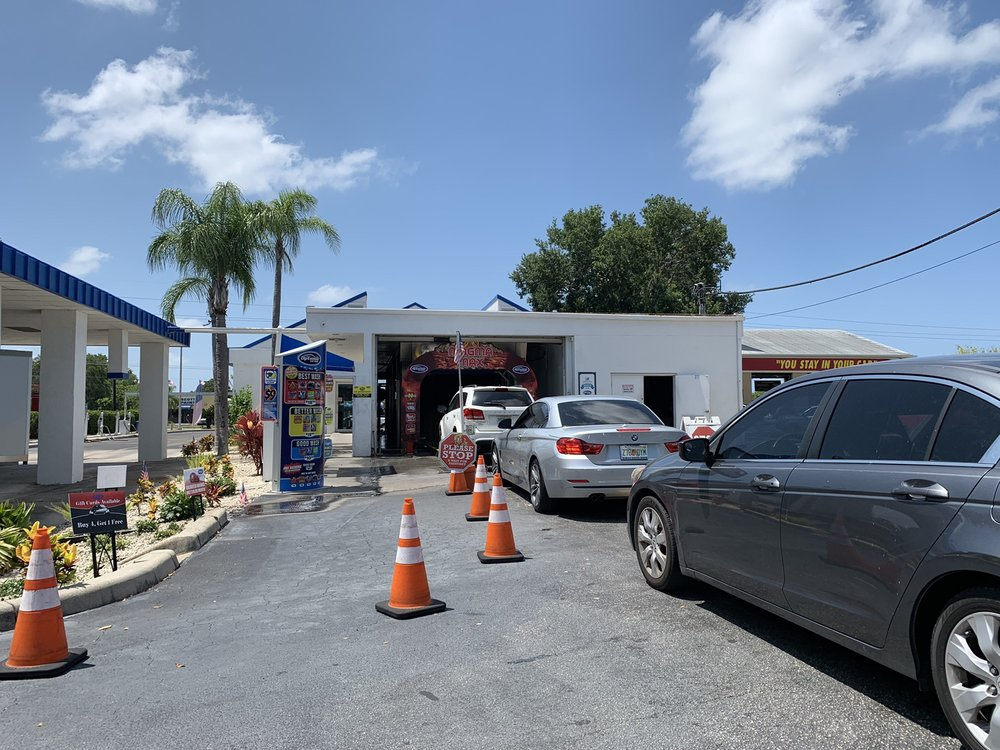 Optimus Car Wash & Detail Center: 5150 Cortez Rd W, Bradenton, FL