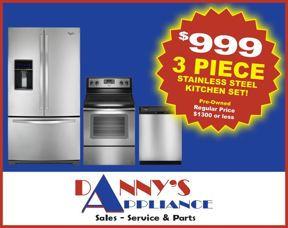 Danny's Appliance Sales - 142 Photos & 48 Reviews - Appliances & Repair -  263 Academy Ave, Valley, Providence, RI - Phone Number - Last Updated  December 17, ...