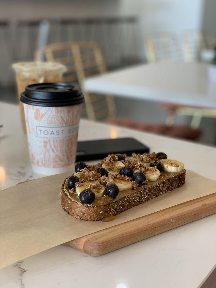 Toast Society Cafe