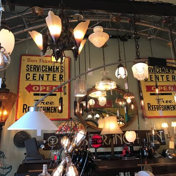 Photo of Phoenix Antique Lighting - San Jose CA United States & Phoenix Antique Lighting - 66 Photos u0026 27 Reviews - Lighting ...