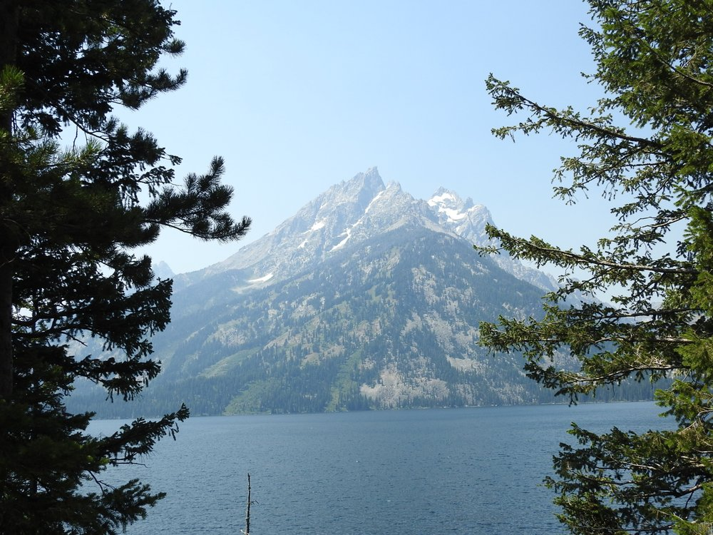 Jenny Lake Boating: Grand Teton National Park, Jackson, WY