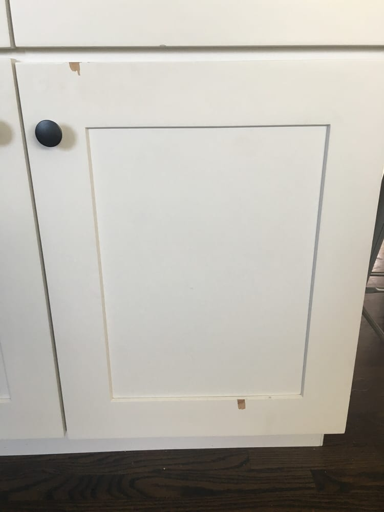 One Month Of Having Ens Faulty Cabinets Yelp