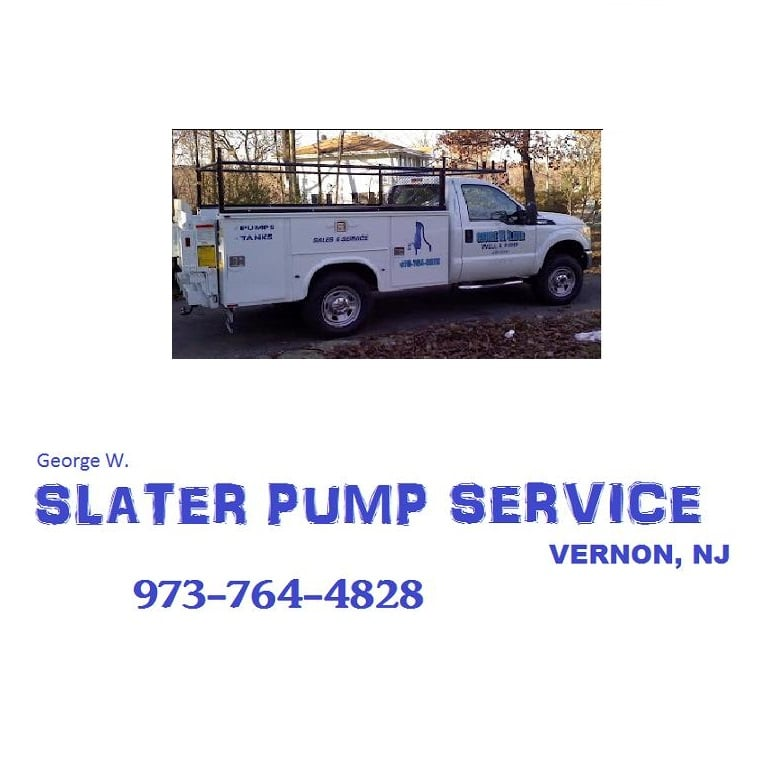George W. Slater Well & Pump Service: 787 Canistear Rd, Highland Lakes, NJ