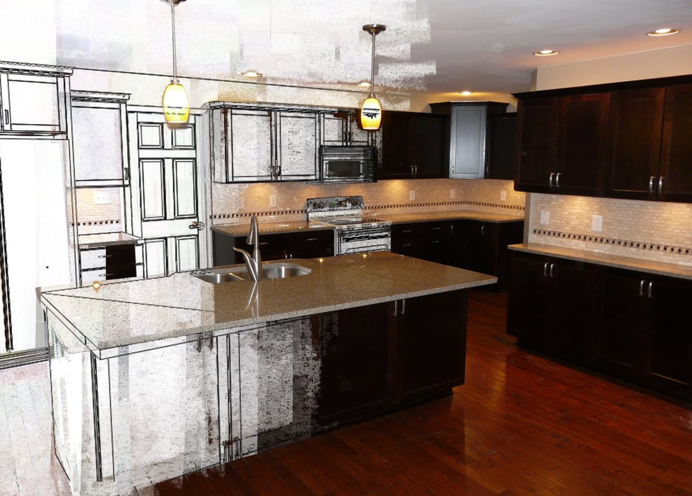 Full service kitchen remodeling company from kitchen for Kitchen design yelp