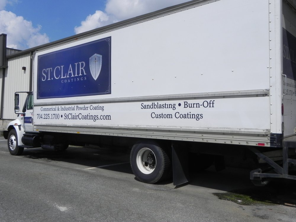 St.Clair Coatings: 1920 Tower Industrial Dr, Monroe, NC