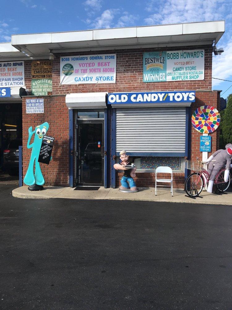 Bobb Howards Service Station: 581 Lakeville Rd, New Hyde Park, NY