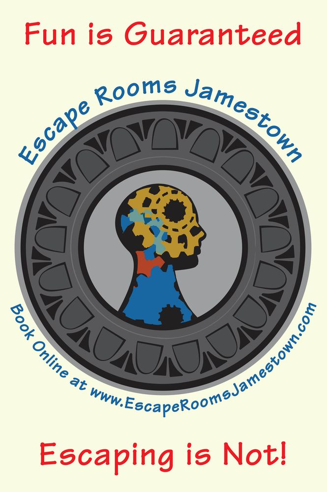 Escape Rooms Jamestown: 20 W 3rd St, Jamestown, NY