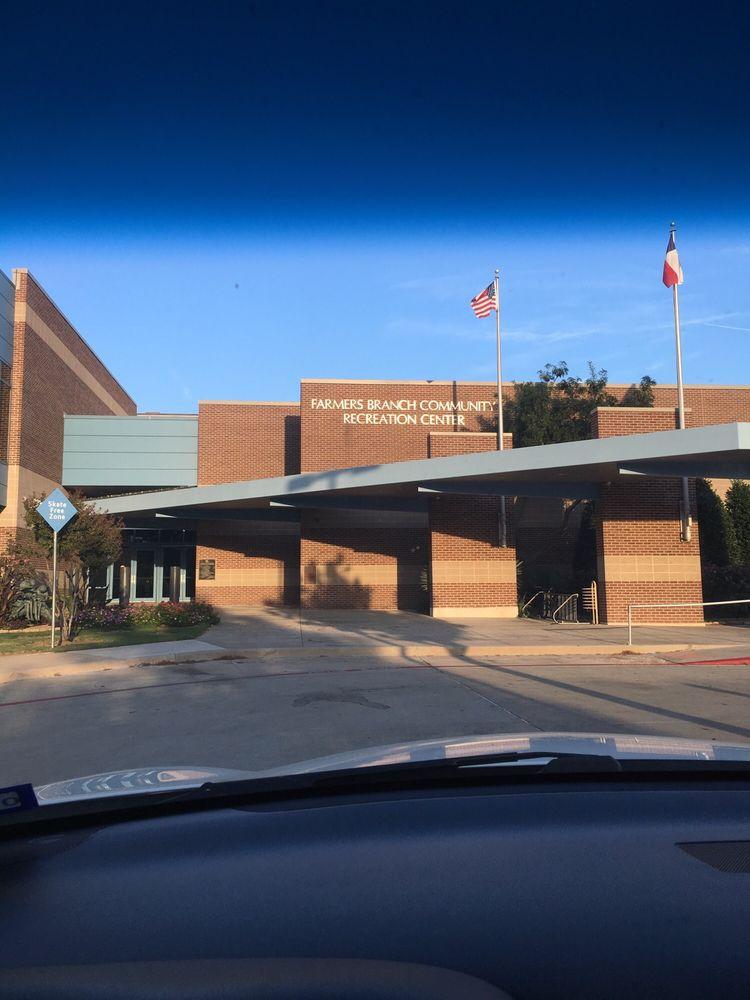 Farmers Branch Community Recreation Center: 14050 Heartside Pl, Farmers Branch, TX