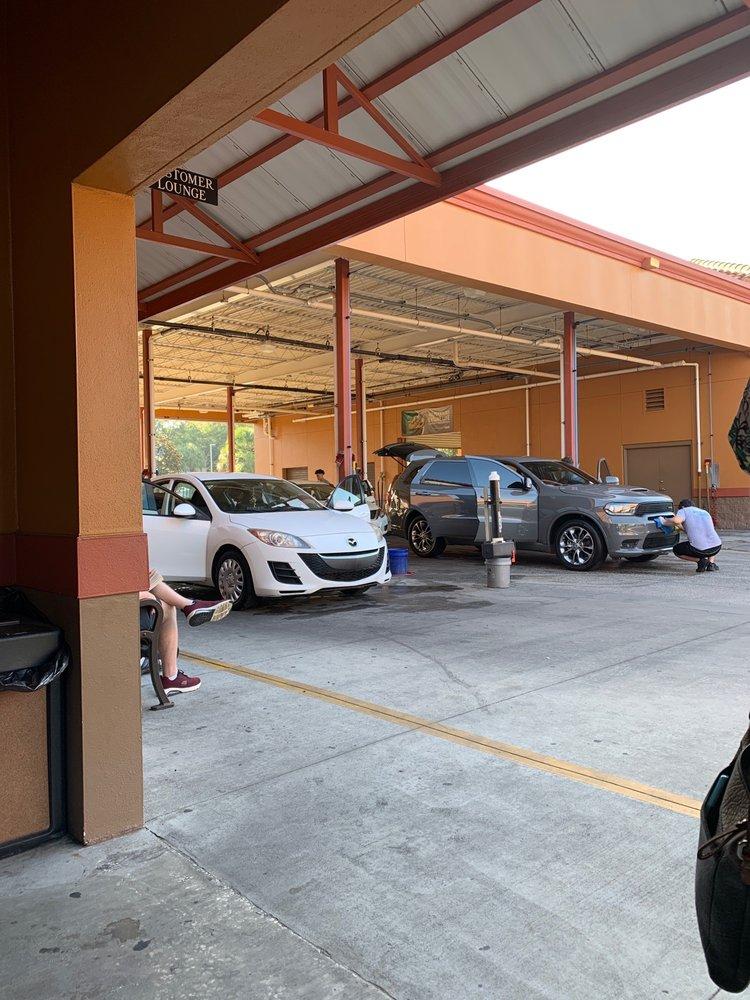 Sweetwater Car Wash & Express Oil Change: 1609 S Orange Blossom Trl, Apopka, FL