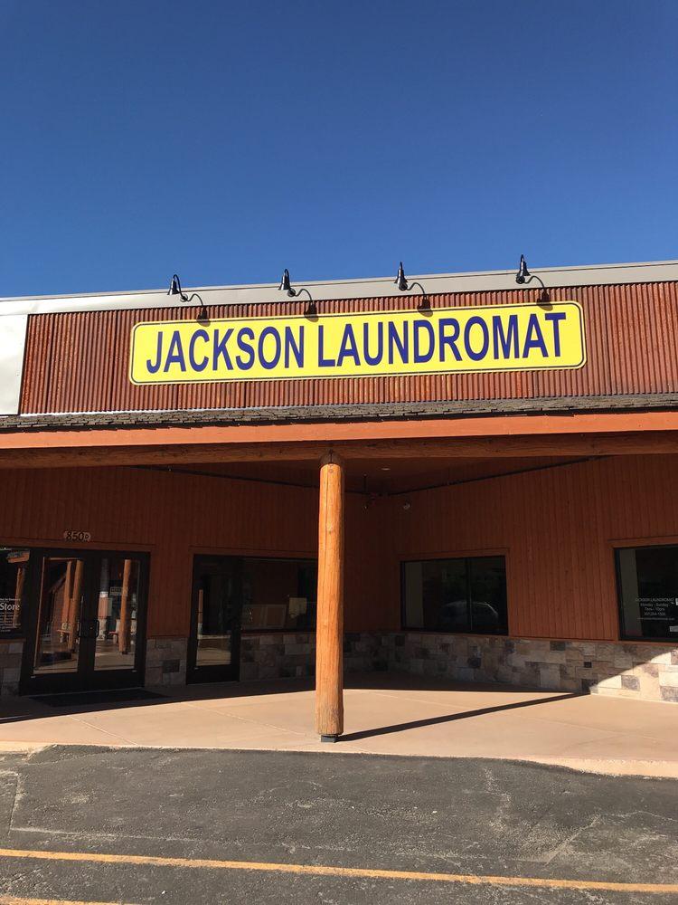 Jackson Laundromat: 850 W Broadway, Jackson, WY