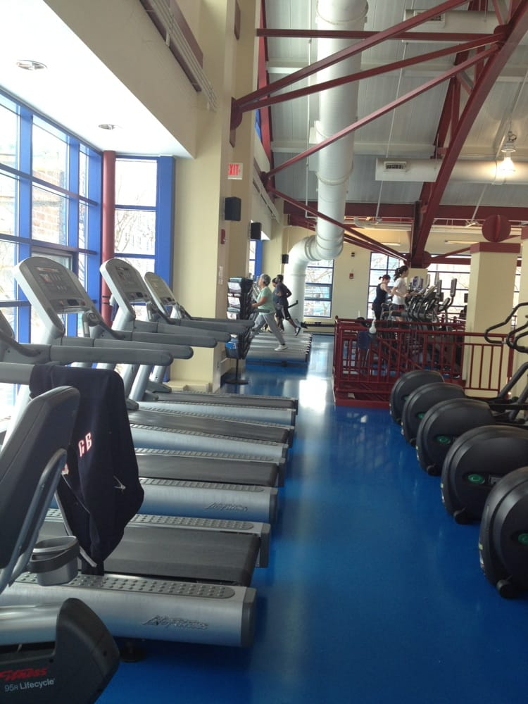 Campus recreational center at umass lowell recreation