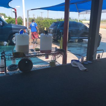 New Car Wash Sierra Vista Az