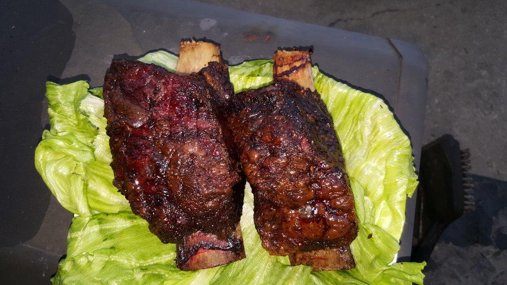 Woody's Flaming BBQ: Carmel, IN