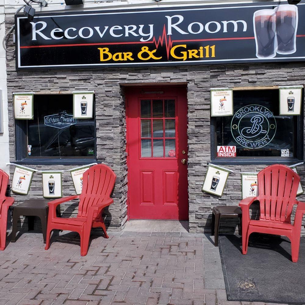 Recovery Room: 214 Station Plz N, Mineola, NY