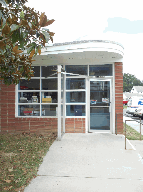 United States Post Office: 8 N Main St, Magnolia, DE