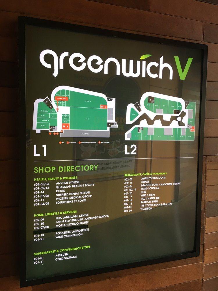 Greenwich V