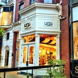 ugg store boston massachusetts