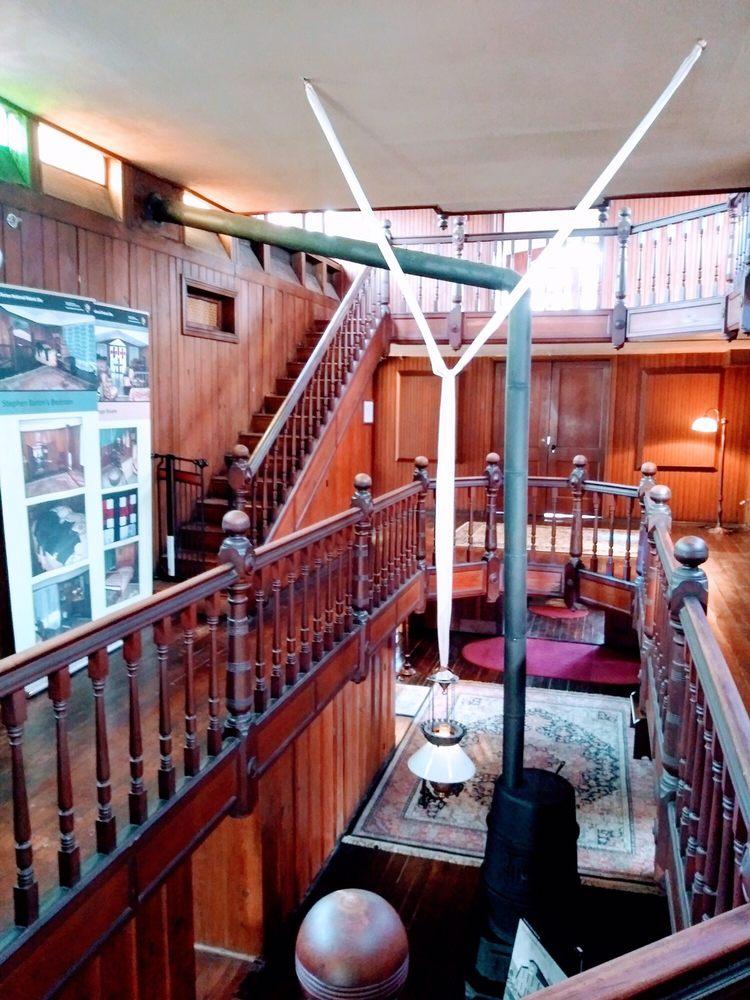 Clara Barton National Historic Site: 5801 Oxford Rd, Glen Echo, MD