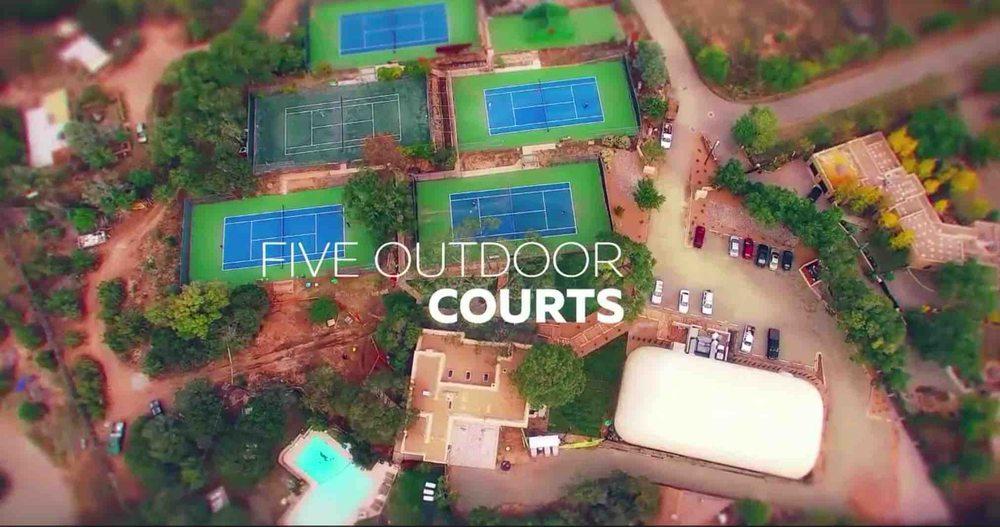 Santa Fe Tennis and Swim Club: 1755 Camino Corrales, Santa Fe, NM