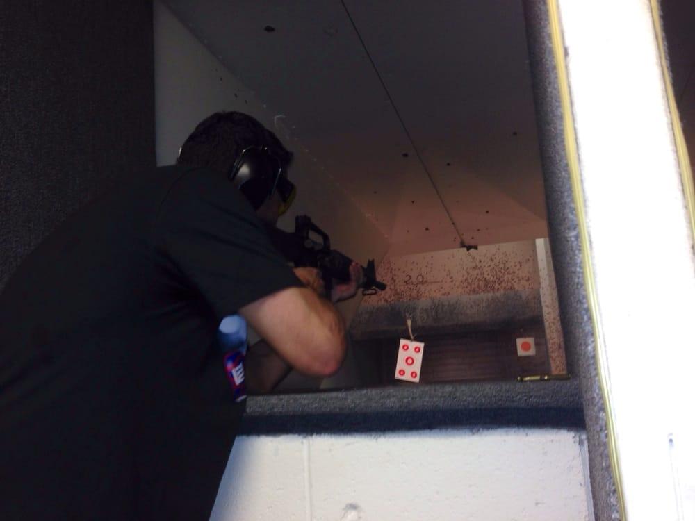 Bullseye Pistol Range: 1012 10th St E, Palmetto, FL