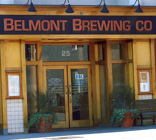 Social Spots from Belmont Brewing