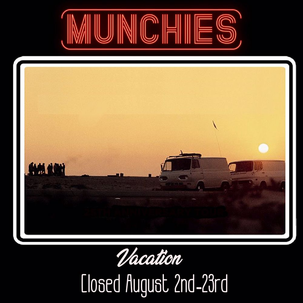 Food from Munchies