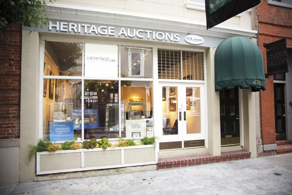 Heritage Auctions 603 Battery St San Francisco, CA Auctioneers