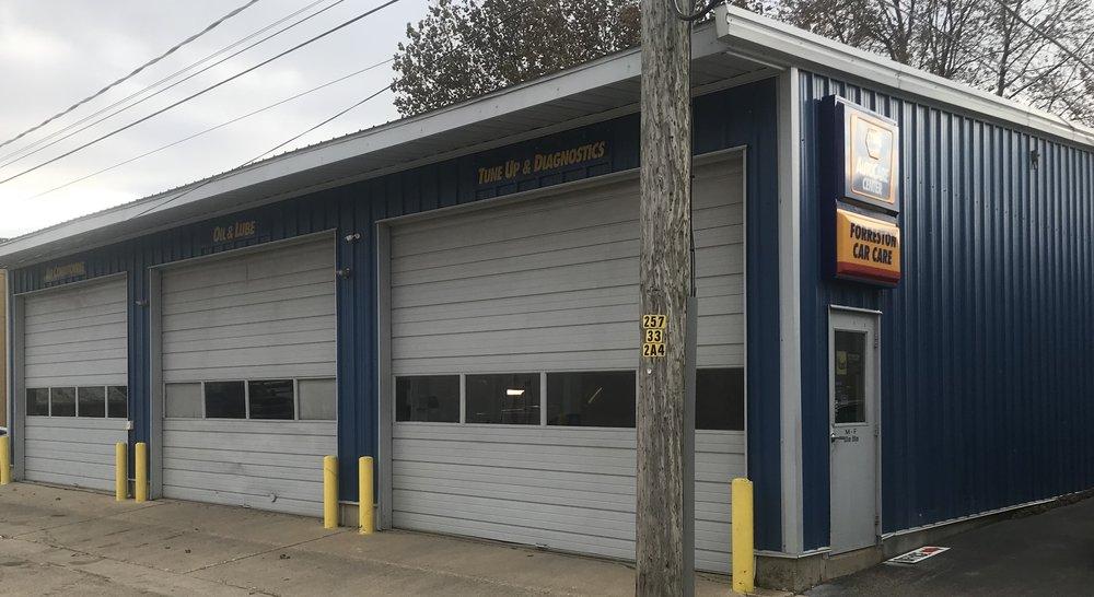 Forreston Car Care: 204 S Ash Ave, Forreston, IL