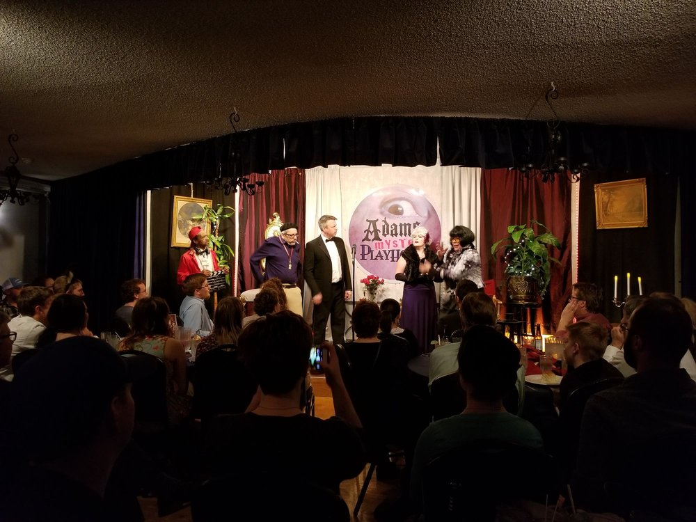 Adams Mystery Playhouse