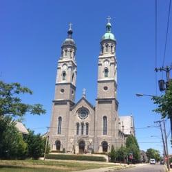 Catholic churches. The Catholic Church of St. Stanislaus