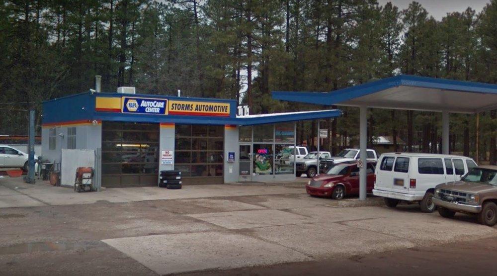 Storms Automotive: 691 E White Mountain Blvd, Pinetop, AZ