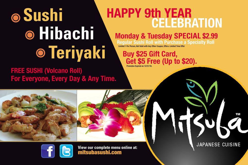 Mitsuba Japanese Cuisine: 17 Ellinwood Dr, New Hartford, NY