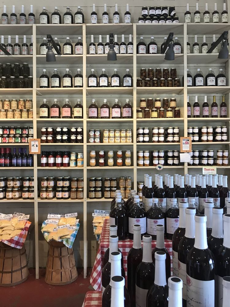 Carolina Cider Company: 1398 Kings Hwy, Yemassee, SC
