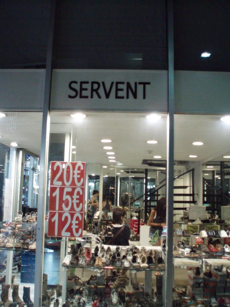servent magasins de chaussures carrer de mari cub 4 sarri sant gervasi barcelone. Black Bedroom Furniture Sets. Home Design Ideas