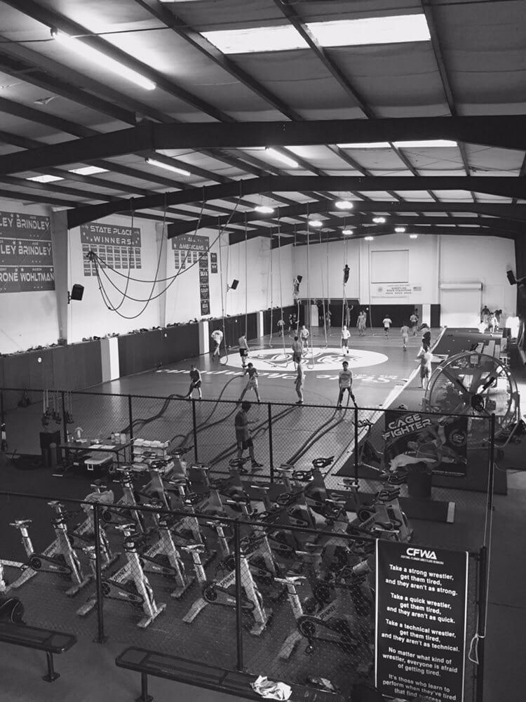 Central Florida Wrestling Academy: 515 Brookhaven Dr, Orlando, FL