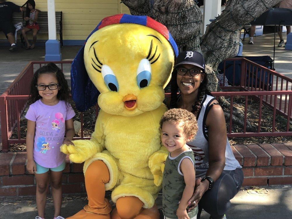 Bugs Bunny World: 26101 Magic Mountain Pkwy, Valencia, CA