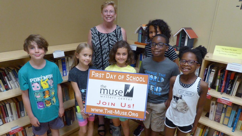 The Muse Writers Center: 2200 Colonial Ave, Norfolk, VA
