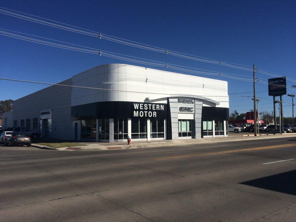 The Western Motor Company: 409 E Fulton St, Garden City, KS