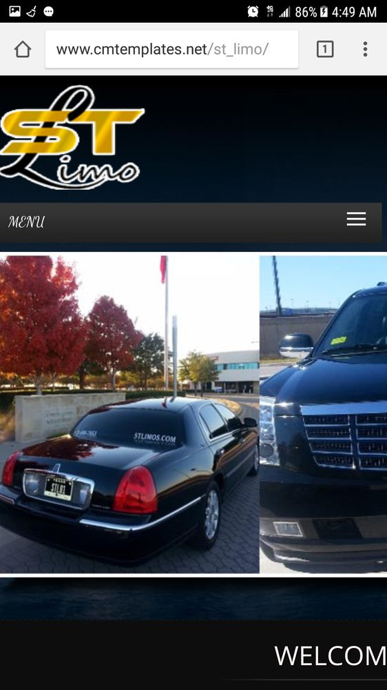 ST Limo Service: 1131 Marquette Dr, Frisco, TX