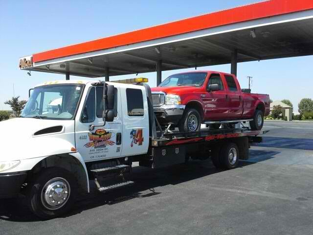 Delano Towing: 315 High St, Delano, CA