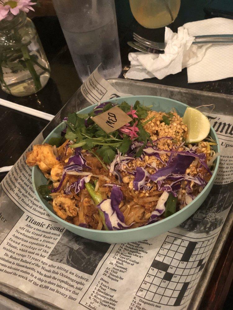 Food from Nitallys ThaiMex
