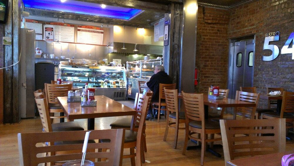 Deli cafe cocina norteamericana 5416 2nd ave sunset for Kitchen cabinets 2nd ave brooklyn