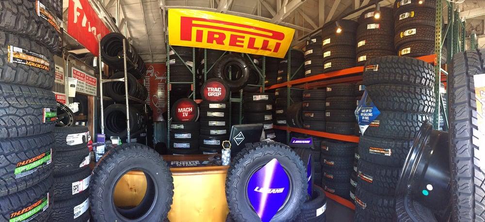 Castroville Tire: 11500 Merritt St, Castroville, CA