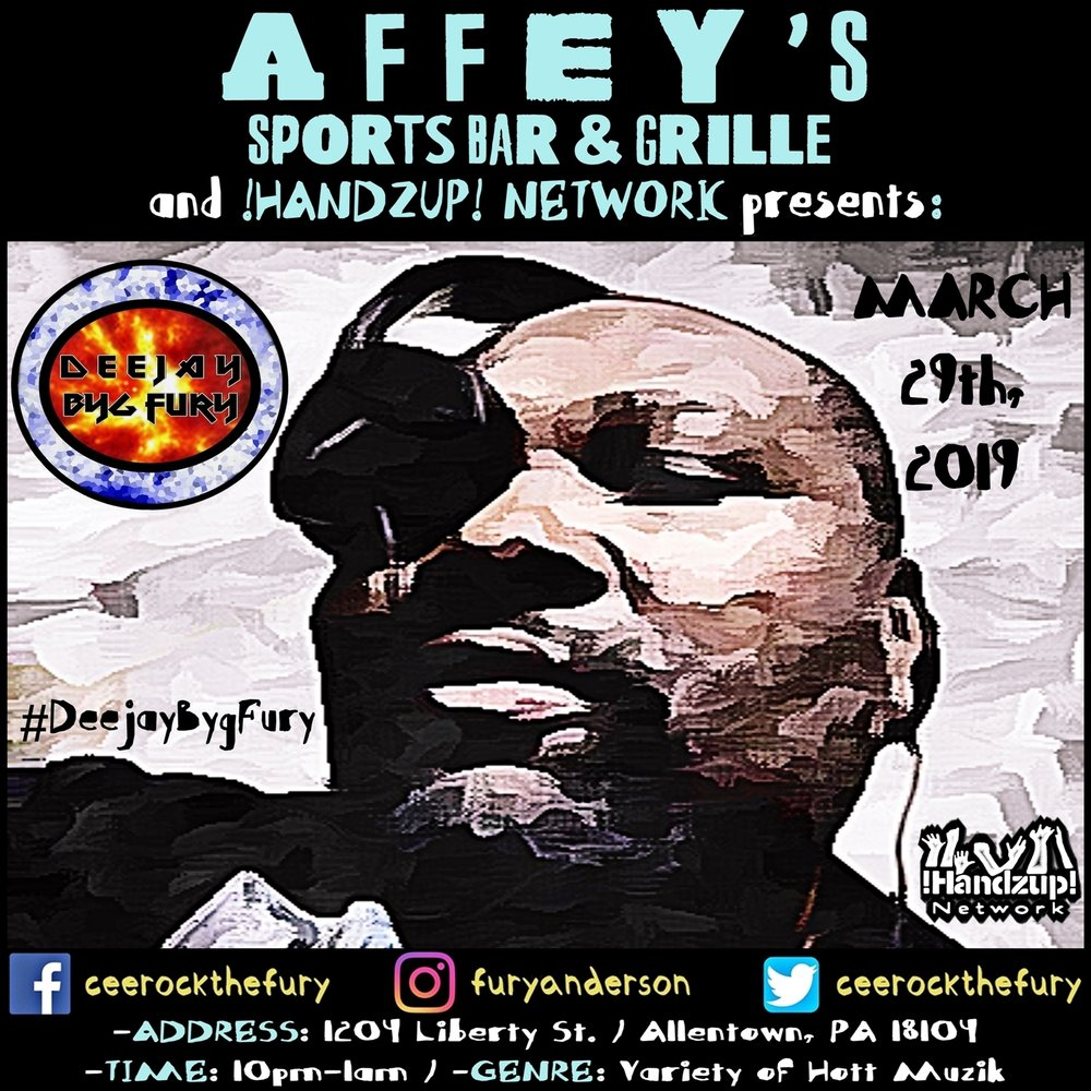 Affey's Sports Bar and Grille: 1204 Liberty St, Allentown, PA