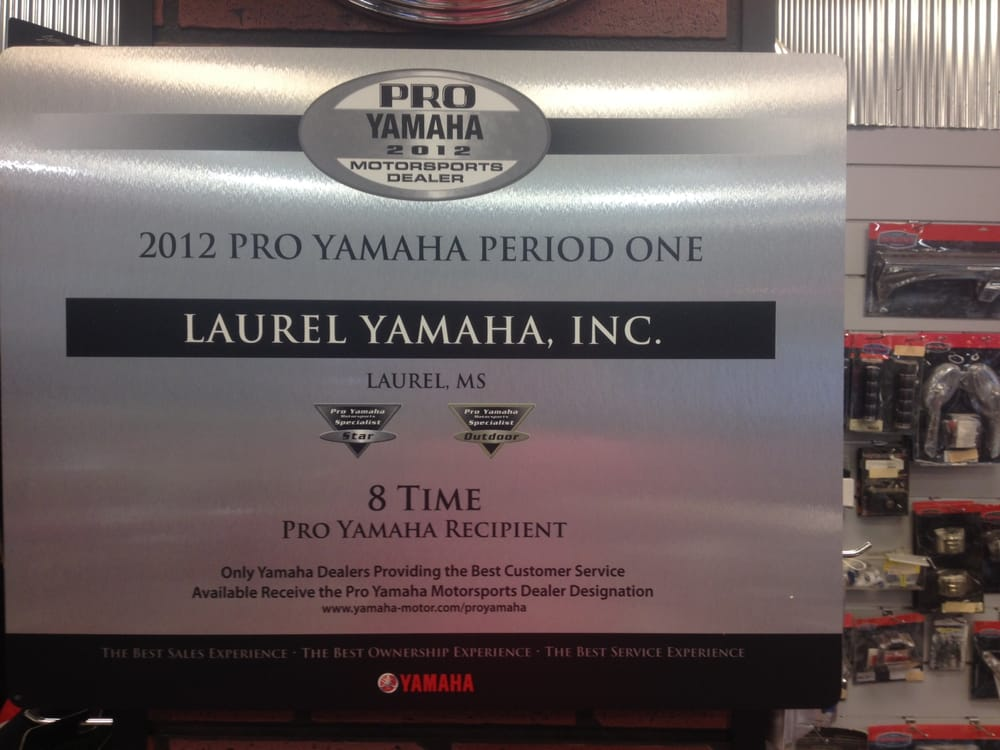 Laurel yamaha closed motorcycle dealers 1322 s 16th for Yamaha phone number