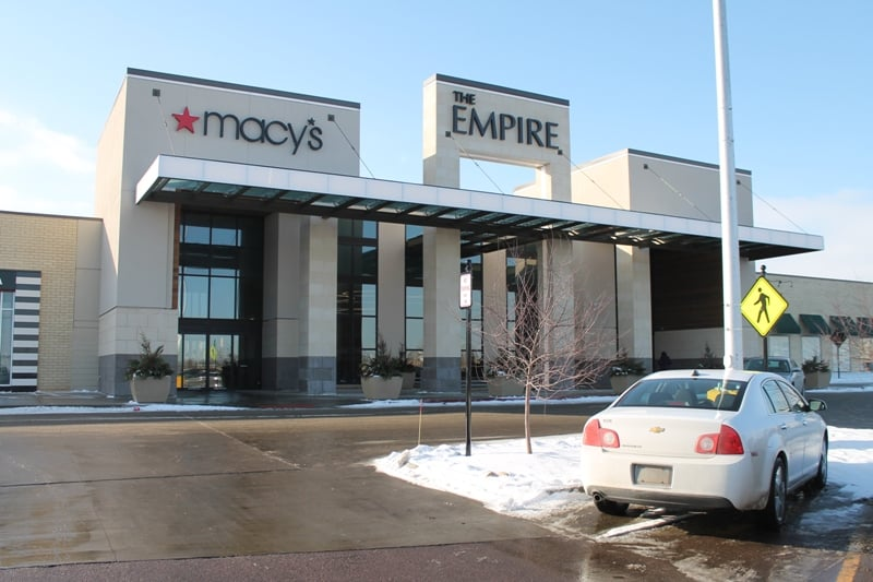 The Empire Mall: 5000 W Empire Mall, Sioux Falls, SD